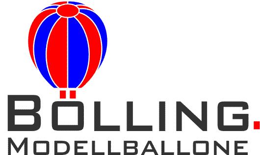 Modellballone Bölling Shop-Logo